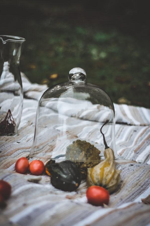 Stikla kupols bez pamatnes zvanveida, liels